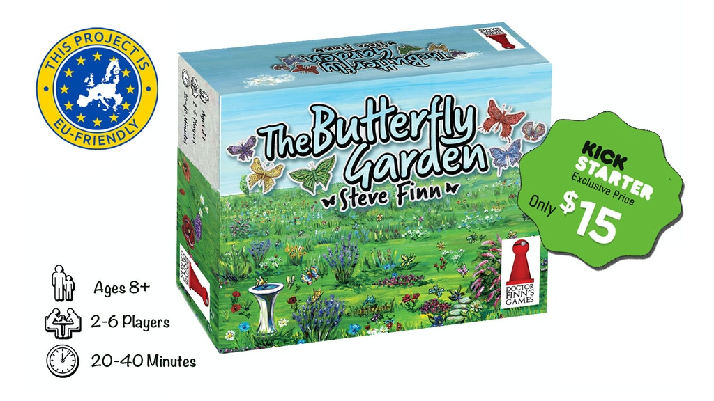 The Butterfly Garden project video thumbnail
