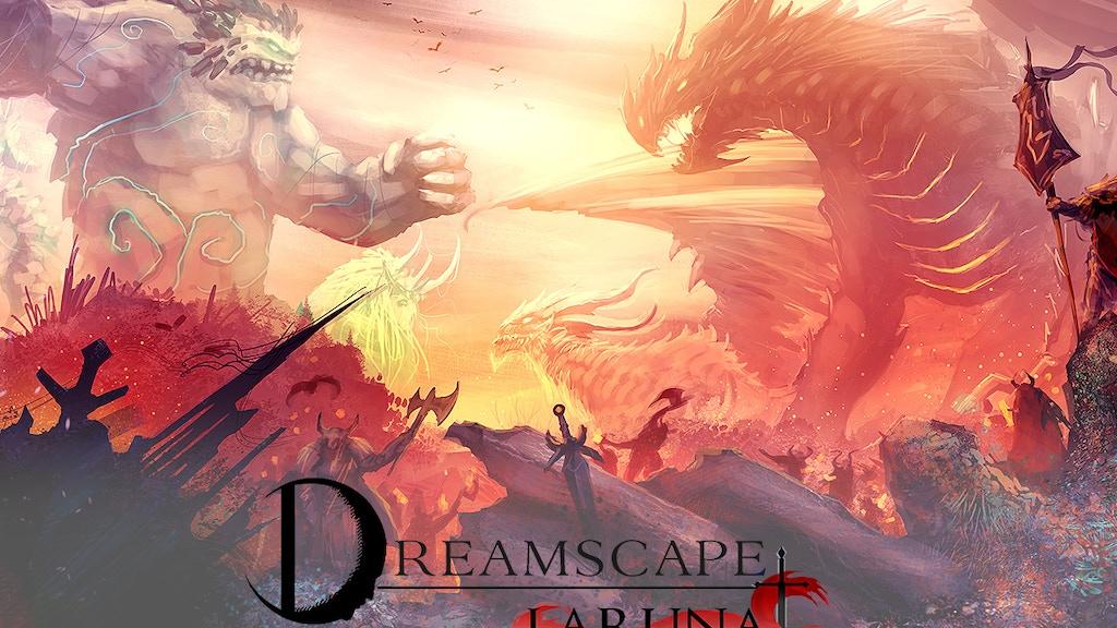 Dreamscape:Laruna project video thumbnail
