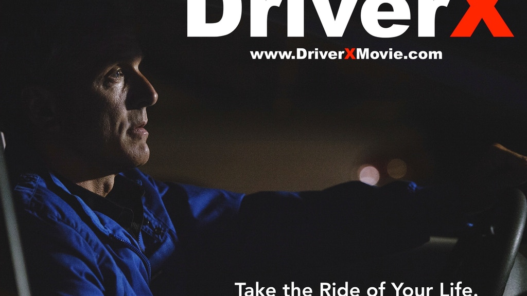 "DriverX - The ""Uber"" Movie project video thumbnail"