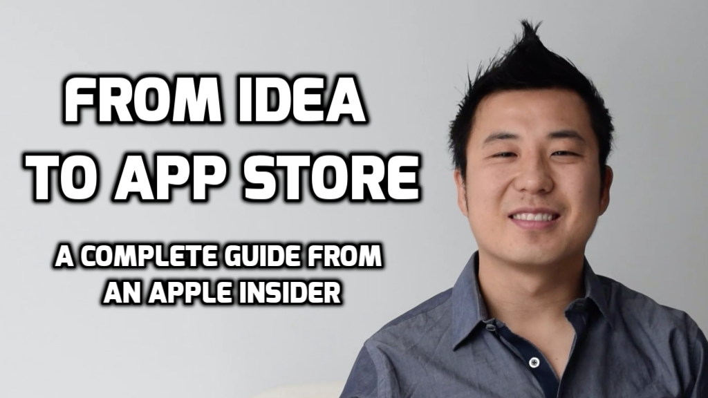 From Idea to App Store - A Complete Guide from an  Insider project video thumbnail