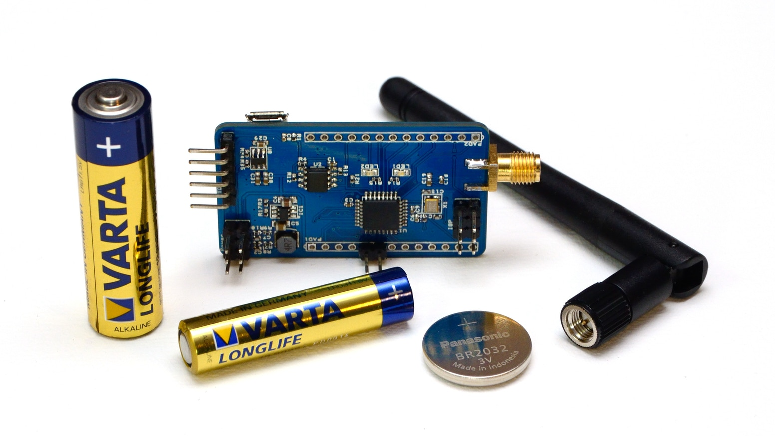 Whisper Node By Talk Kickstarter 1440 Breadboard Solder Finished Prototype For Pcb Circuit Board Ebay