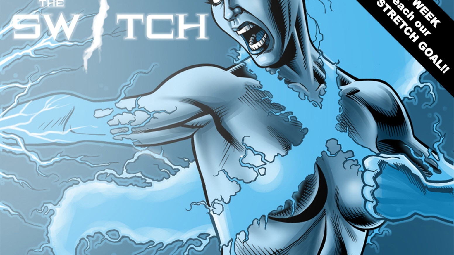 For a supervillain, growing apart from your friends can be murder. THE SWITCH! A graphic novel by Keith Champagne and Tom Nguyen.