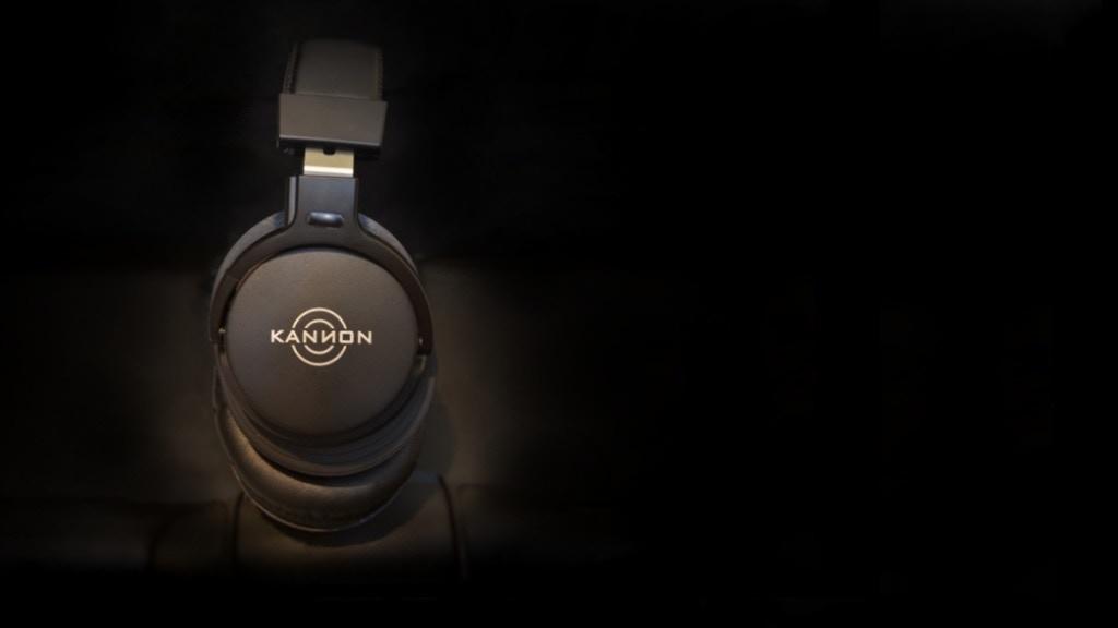 Kannon Headphones - Deep Bass You can Feel project video thumbnail