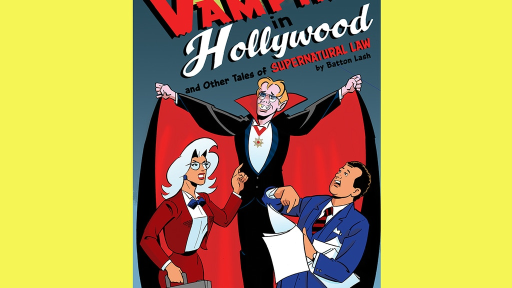 A Vampire in Hollywood, And Other Tales of Supernatural Law project video thumbnail