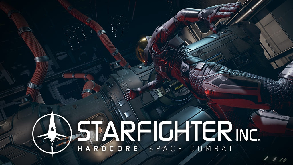 STARFIGHTER INC project video thumbnail