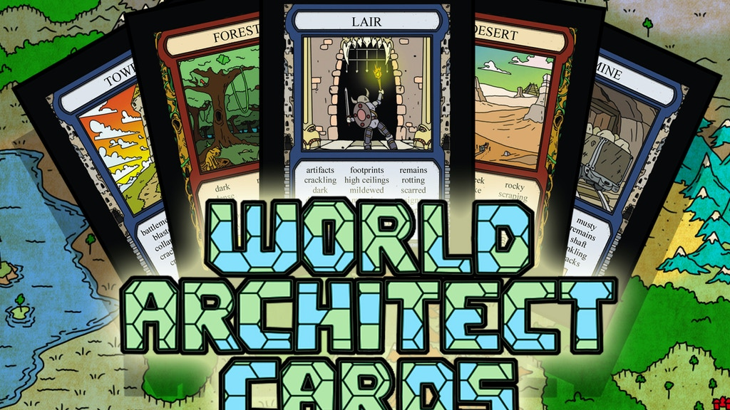World Architect Cards project video thumbnail