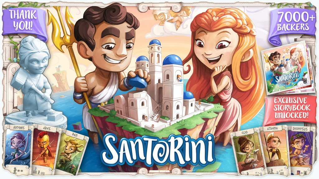 ~ SANTORINI ~ Learn it in 30 seconds, play it for life! project video thumbnail