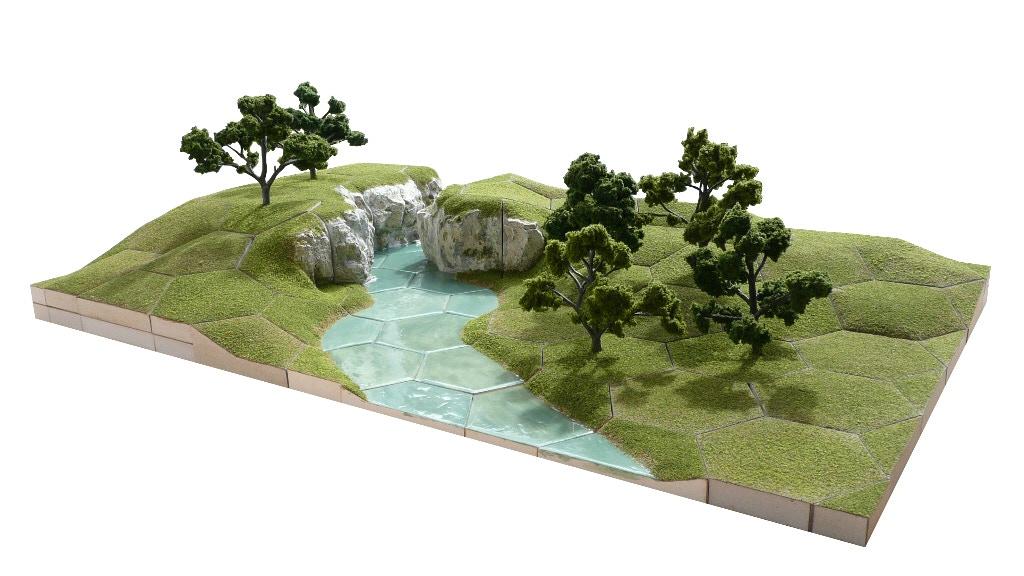 terrain hex tabletop toolkit modular wargames hexes laser cut innovative kickstarter interlocking why boards own river web canyon frame
