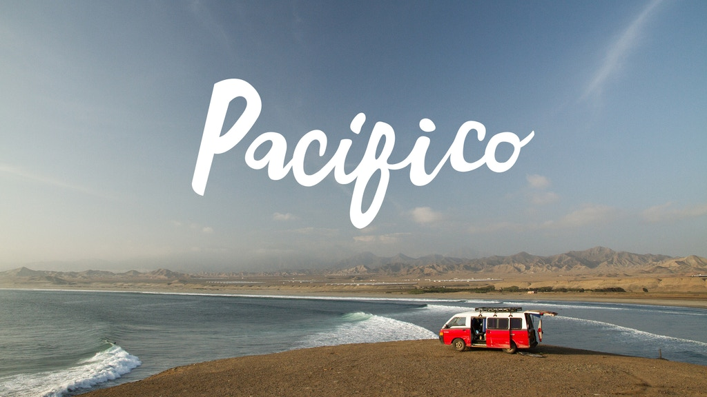 Pacifico: Independent Film. Help us plant 100,000 trees! project video thumbnail