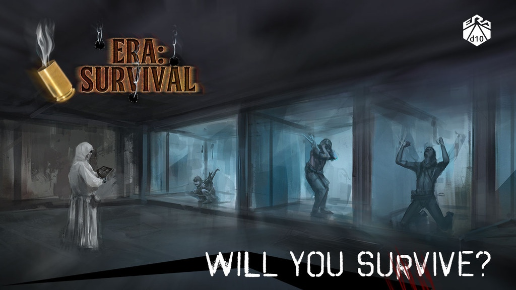 Will You Survive? - Era: Survival Core Rulebook project video thumbnail