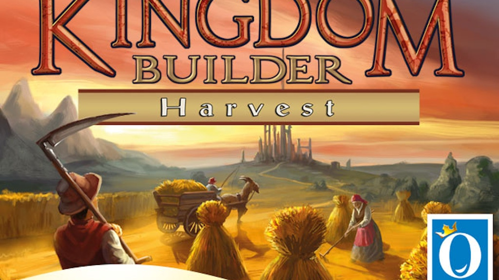Kingdom Builder Harvest project video thumbnail