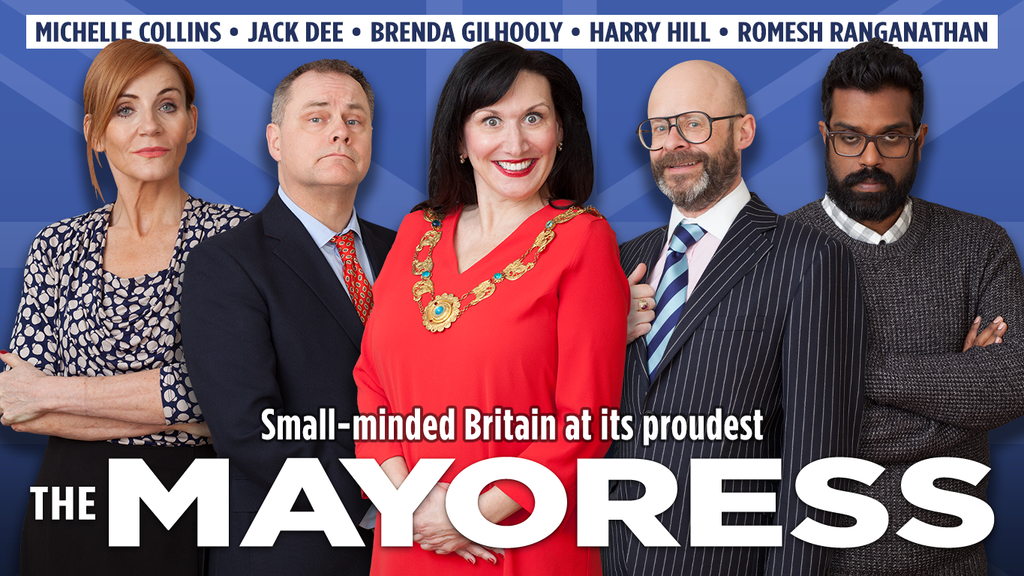 The Mayoress - The Sitcom project video thumbnail