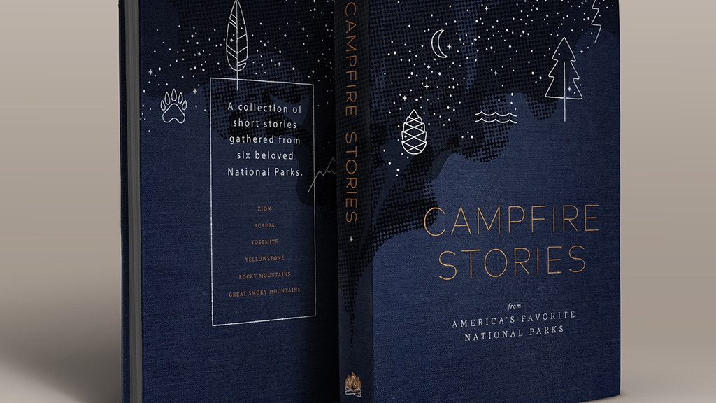 CAMPFIRE STORIES: Stories to be read together around a fire. project video thumbnail