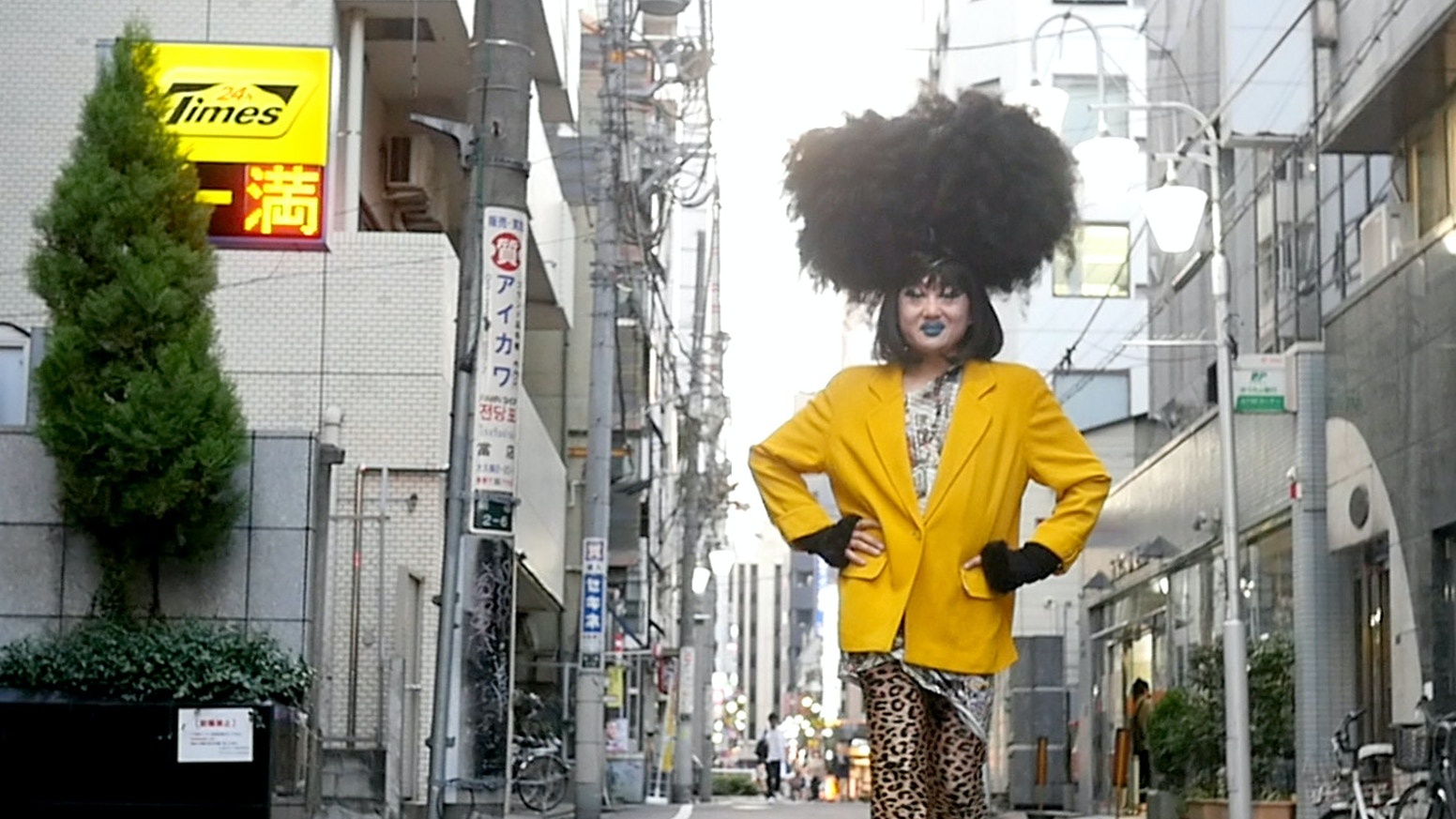 Queer Japan is a documentary about artists, activists, and everyday people from across the spectrum of gender and sexuality in Japan.