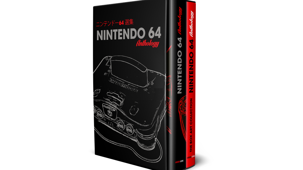 Nintendo 64 Anthology - The Ultimate Book project video thumbnail
