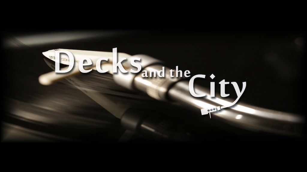 Decks and the City project video thumbnail