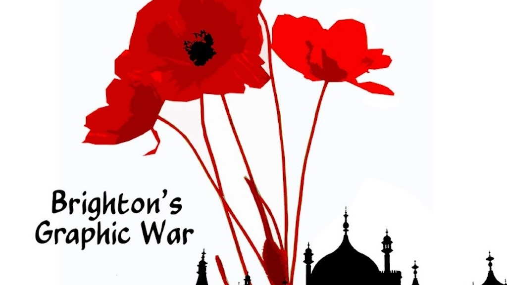 Brighton's Graphic War - A WWI graphic novel project video thumbnail