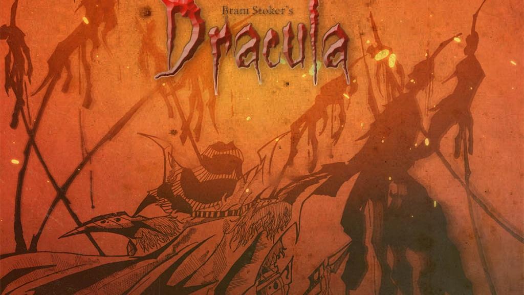 Project image for Random Solo Adventure: Bram Stoker's Dracula (Canceled)