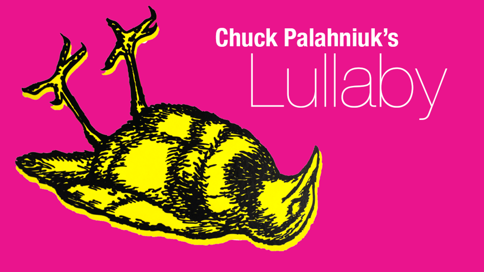 From the mind of Fight Club author, Chuck Palahniuk, comes a once-in-a-lifetime film adaptation of the award-winning novel, Lullaby.