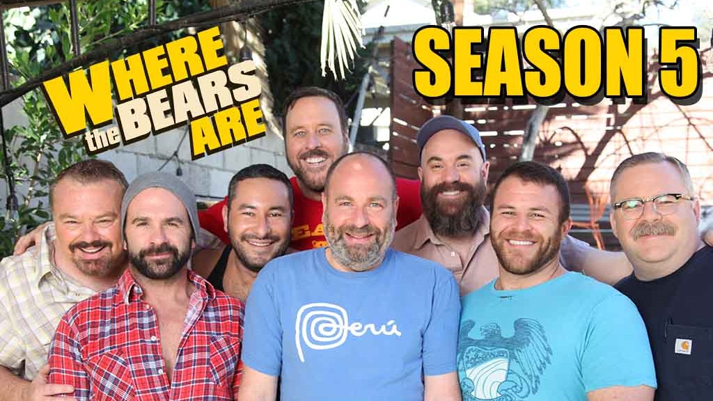WHERE THE BEARS ARE: SEASON 5 The Gay Comedy Mystery Series project video thumbnail