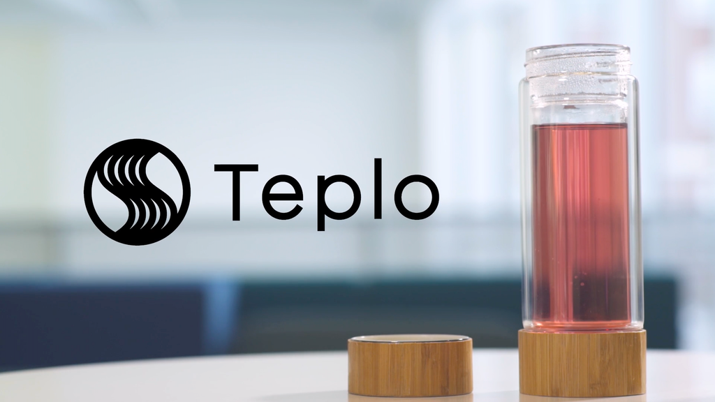 Teplo: The Smart Bottle for Tea Lovers project video thumbnail