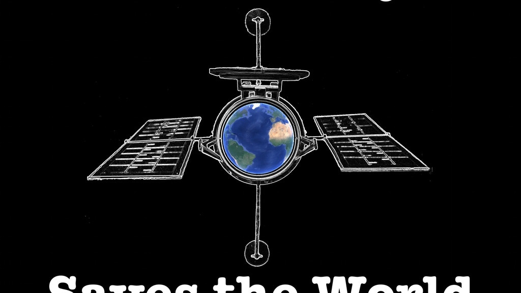 Astronomy Saves the World - the book. project video thumbnail