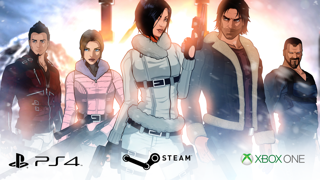 Fear Effect Sedna project video thumbnail