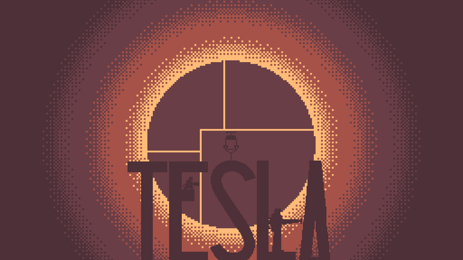 A 2D platformer game where Nikola Tesla must stop Thomas Edison from blocking out the sun, and monopolizing solar power!