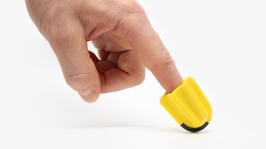 Nimble | The 1 Finger Wonder Tool project video thumbnail