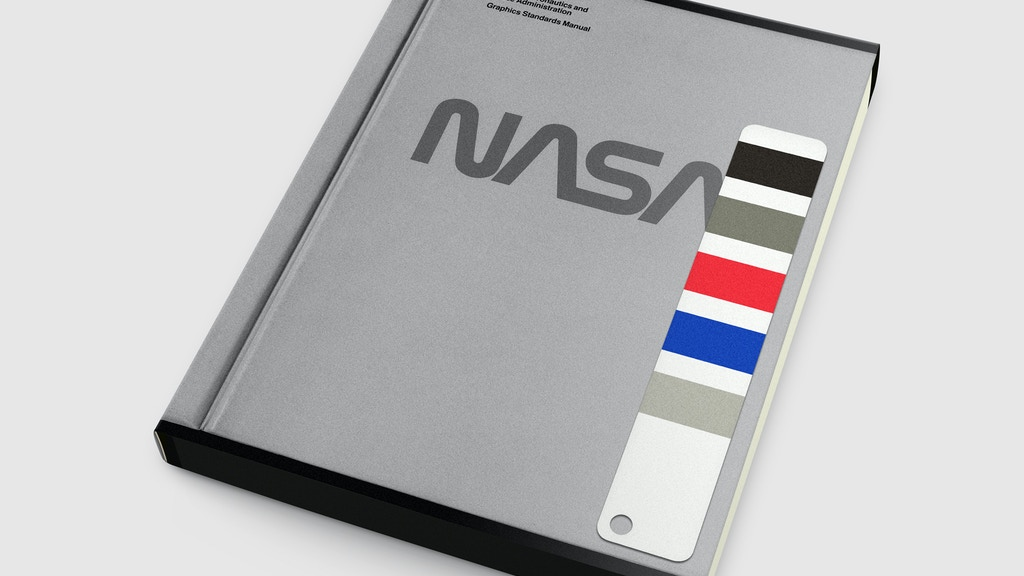 NASA Graphic Standards Manual / Norme graphique de la NASA project video thumbnail