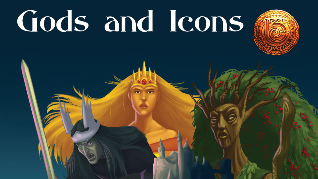 Gods and Icons (13th Age and d20 compatible) RPG Supplement project video thumbnail