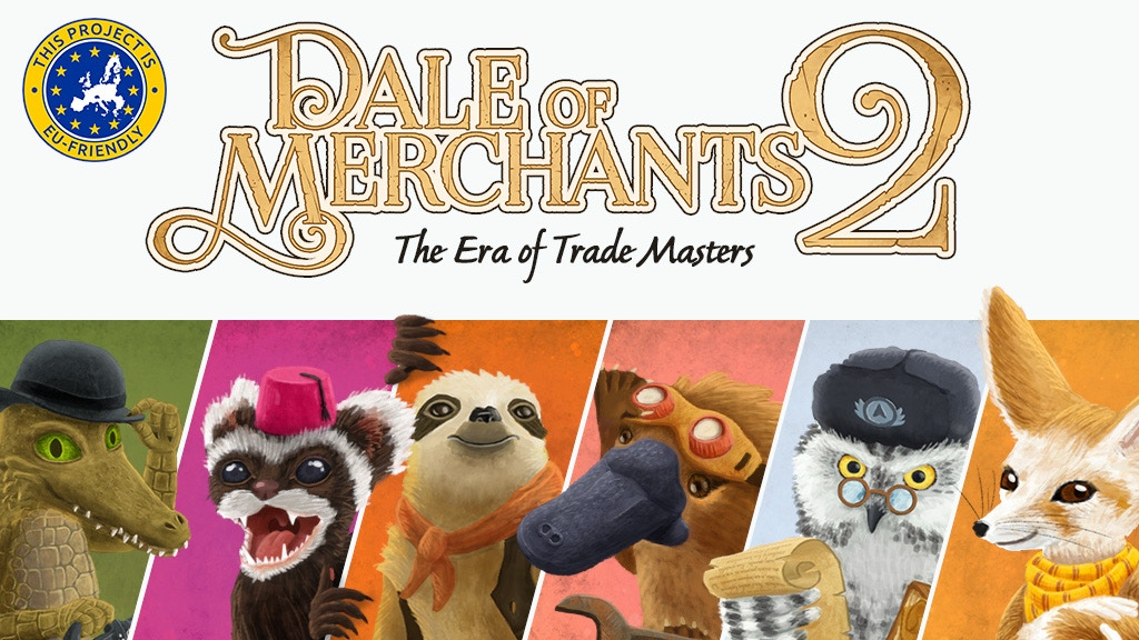 Dale of Merchants 2: The Era of Trade Masters project video thumbnail