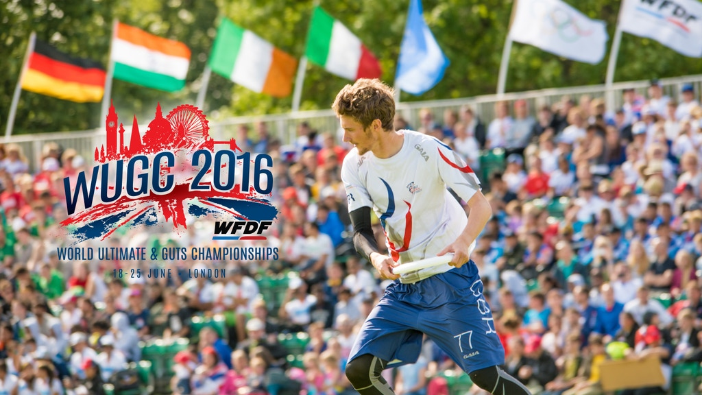 Share the Sport of Ultimate with the World project video thumbnail