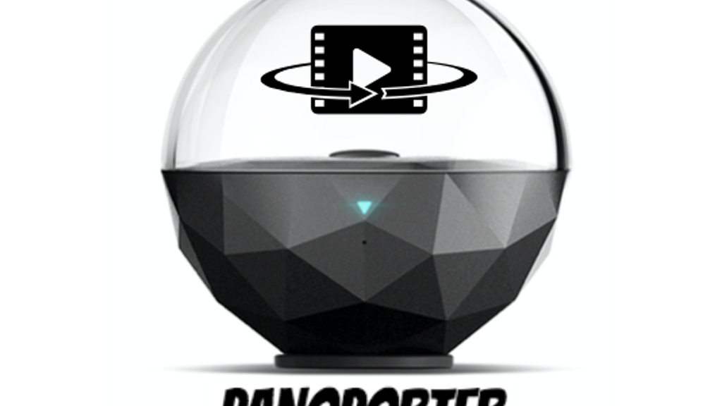 Panoporter: World's First Live Chat 360° Video Camera project video thumbnail