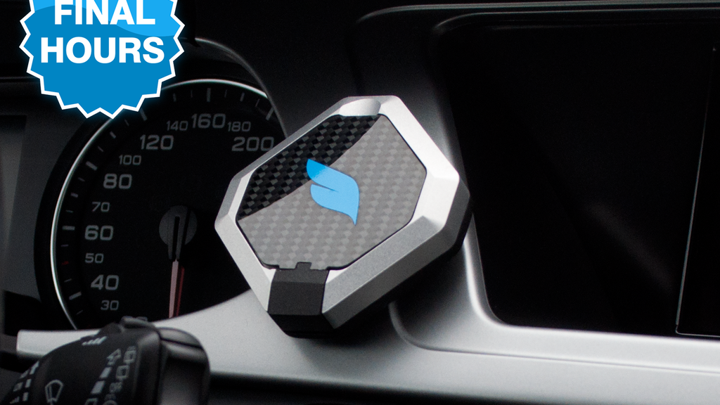 Bluejay: The world's first smart mount for your car project video thumbnail