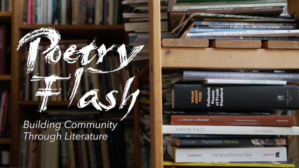 Poetry Flash Now! project video thumbnail