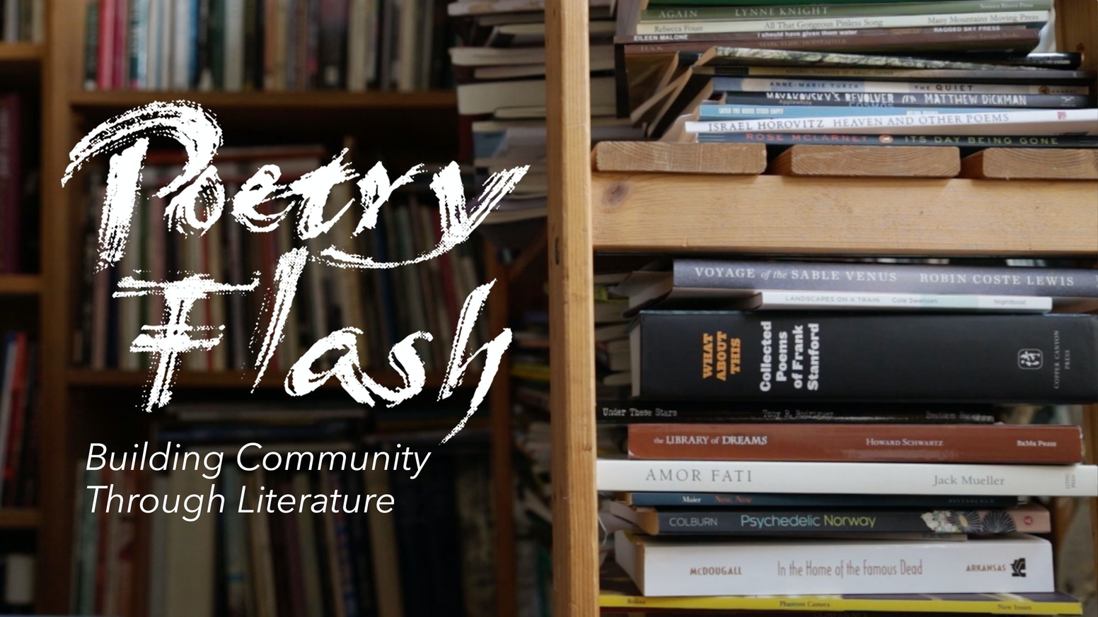 Poetry Flash Now! by Poetry Flash — Kickstarter