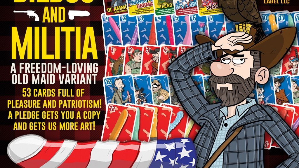 Project image for Dildos & Militia: A Freedom-Loving Old Maid Variant