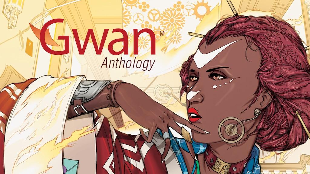 Gwan Anthology project video thumbnail