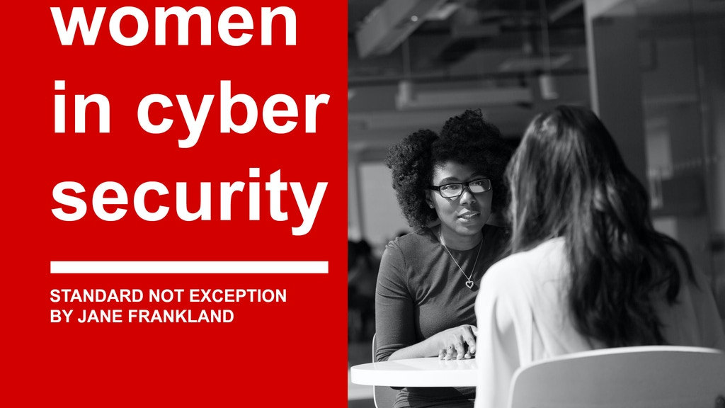 Women in Cyber Security: Standard not Exception - The Book! project video thumbnail