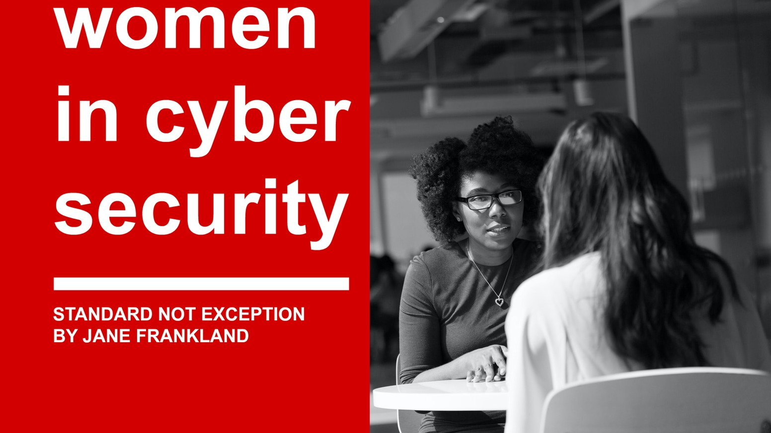 Cyber security is a growing industry but the numbers of women in it are declining year-on-year. This book aims to reverse that trend. (Images by #WOCinTech/#WOCinTechChat)