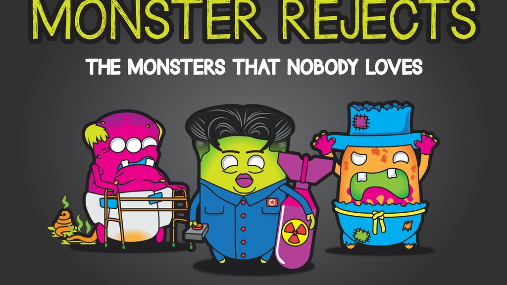 MONSTER REJECTS: (NSFW) The Monsters That Nobody Loves project video thumbnail