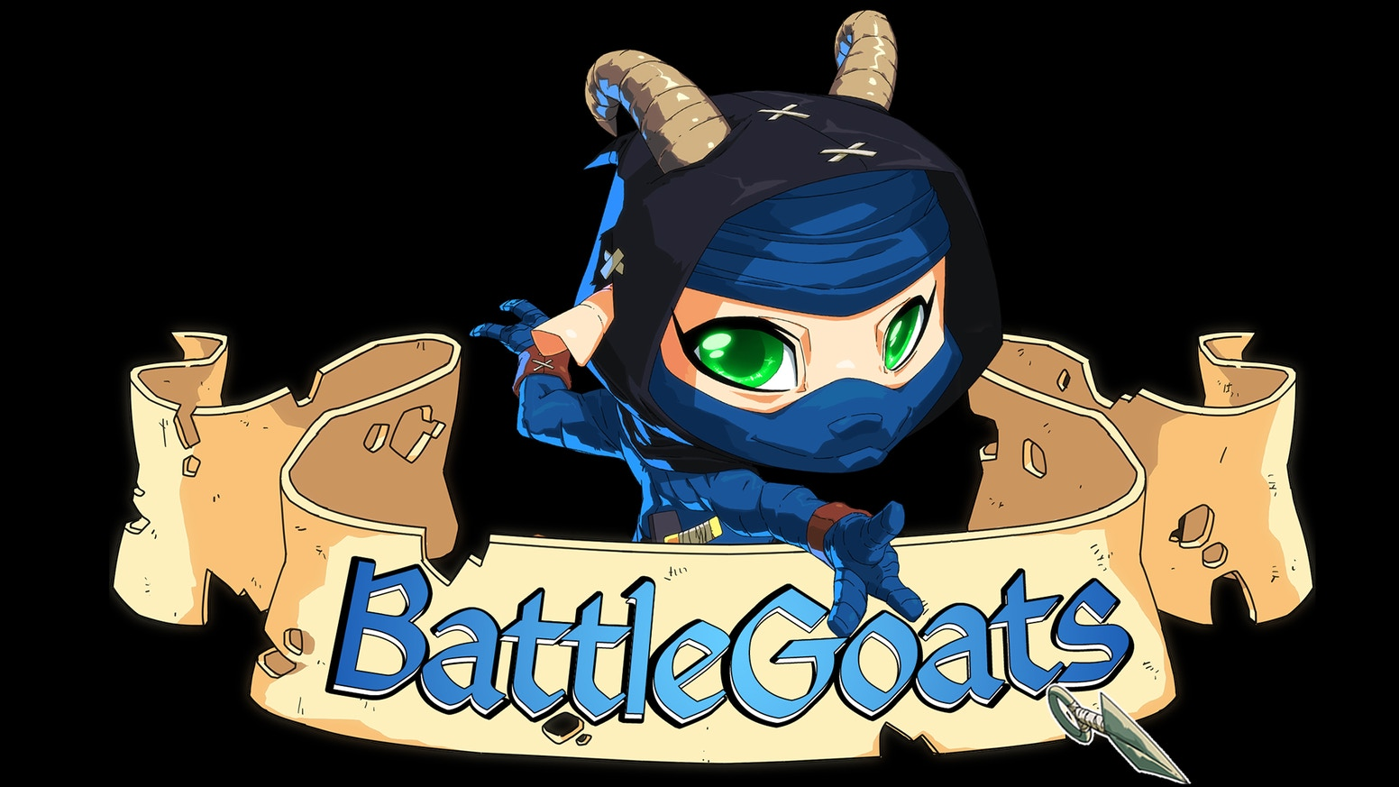 BattleGoats is a goat filled modern combination of classic card games like Memory and War. It's easy, fast, and fun for 2-6 players.