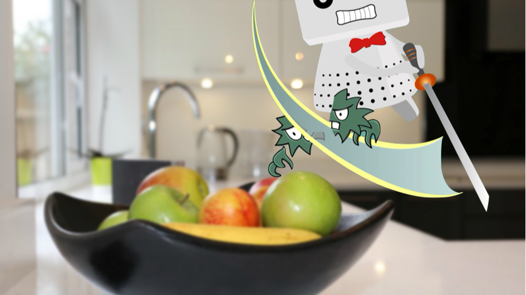 Food Protectors | Your Kitchen's Heroes project video thumbnail