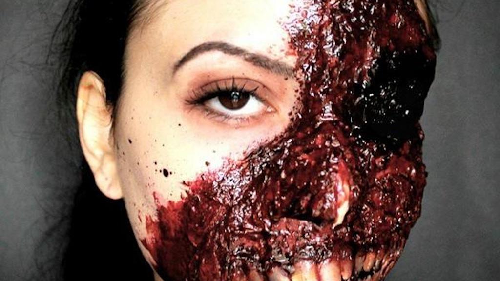 funding horror film makeup by adrian watkins jr � kickstarter