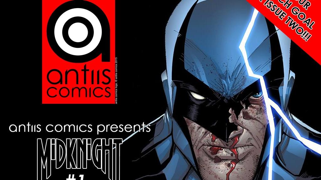 Antiis Comics Presents #1: Midknight project video thumbnail