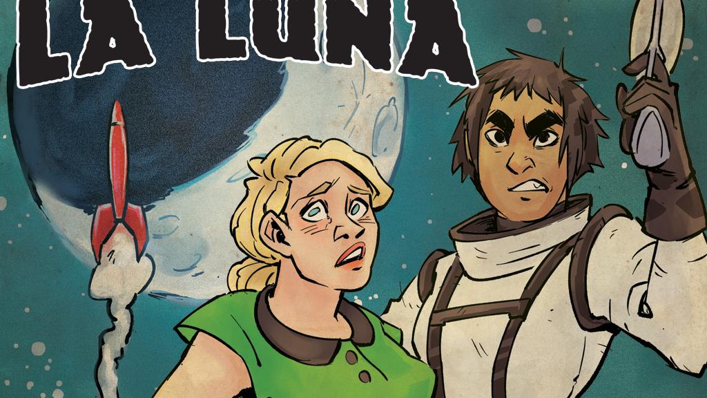 Mystery of La Luna project video thumbnail