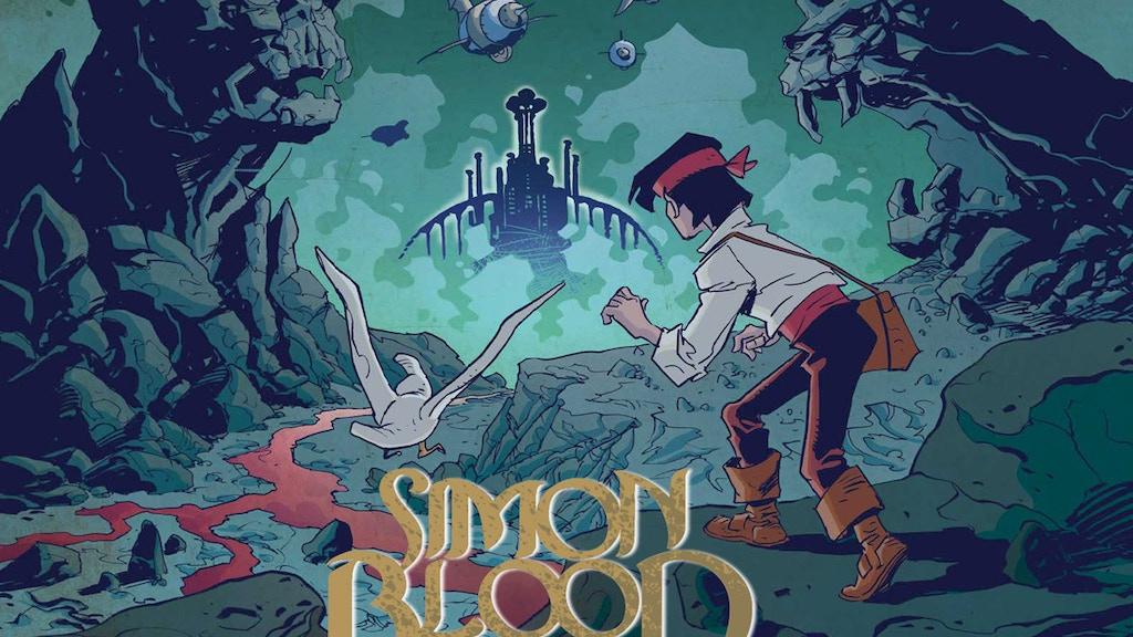 Simon Blood ''The Seventh Moon '' Volume I project video thumbnail