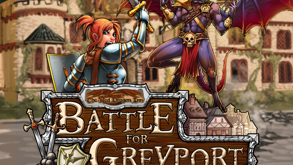 The Red Dragon Inn: Battle for Greyport project video thumbnail