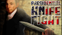 Presidential Knife Fight: The Game